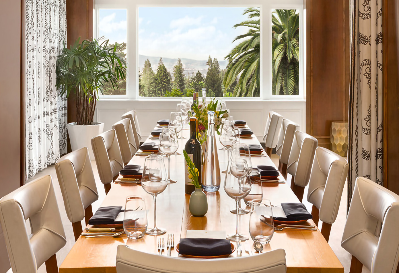 Limewood Private Dining Room